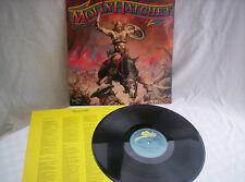 MOLLY HATCHET, BEATIN' THE ODDS, 1979, LYRIC INNER SHEET,NEAR MINT CONDITION