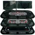 Superior 3 In 1 Poker Craps Roulette Tri Fold Table Top