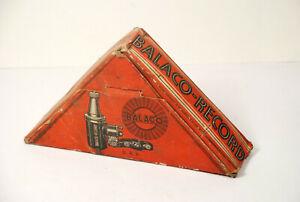 Uralte BALACO RECORD Fahrrad-Dynamo-Verpackung D.R.P. ~1920 er Jahre