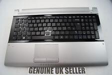 GENUINE SAMSUNG RV511 MOUSE TOUCHPAD PALMREST & UK KEYBOARD BA75-02881A (SM900)