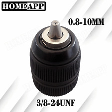 3/8 Double Sleeve DRILL CHUCK 10MM for Makita panasonnic Bosch 18V battery tool