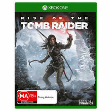 Rise of the Tomb Raider XBox One Brand New *AU STOCK*