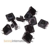 10x MICRO TACTILE SWITCH Momentary 12x12 Push Button 12V 50mA Arduino Breadboard