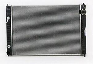 Radiator For 13284 11-13 M37 14-16 Q70 14-18 Q70L 3.7L Engine
