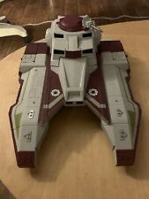 2009 Hasbro STAR WARS The Clone Wars REPUBLIC FIGHTER TANK Vehicle