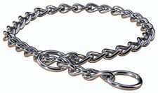 Hamilton 22-Inch Choke Chain Dog Collar, Medium