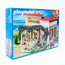 Playmobil 4857 Ferien Traumhaus Bungalow Villa Toskana mit Zubehör & Figuren