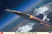 Hasegawa SR-71A Blackbird' grande Cola' maqueta de Plástico en kit 1/72 escala