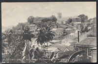 Caribbean Postcard - Anglican Church & Citadel, St Georges, Grenada  T2190