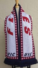 University of Illinois at Chicago Flames Scarf - UIC Scarf