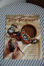 Painting Tiny Treasures How-To Book -- Art Decorating