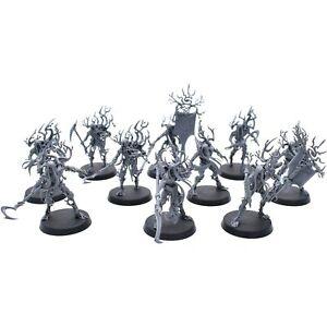 Tree Revenants x 10 Sylvaneth Warhammer Sigmar