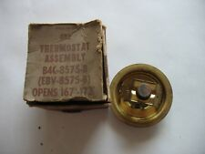 1956 Ford Truck Thermostat B4C-8575-B 167 - 172 Degrees NOS Ford EBV8575B