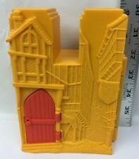 Disney Hunchback Notre Dame Mini Playset Polly Pocket Used