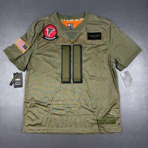 100% Authentic Julio Jones Nike Salute to Service Falcons Jersey Size XL 48 Mens