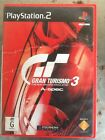 GRAN TURISMO 3 Sony PlayStation 2 PS2 Game & Booklet