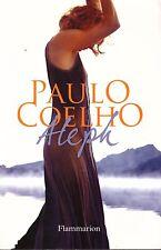 PAULO COELHO ALEPH + PARIS POSTER GUIDE