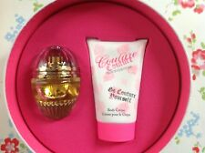 NEW  ⭐️JUICY COUTURE COUTURE Special Edition⭐️EGG Perfume and Body Lotion Set⭐️