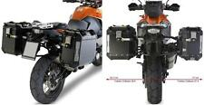 GIVI SIDE LUGGAGE CARRIER pl7705cam Trekker Outback for KTM 1190 Adventure R 13