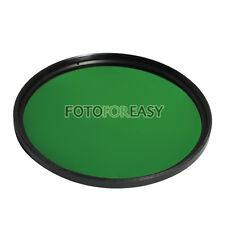 52mm Green Color Conversion Lens filter For Digital DSLR SLR Camera