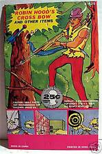 Robin Hood Bow Gumball Vending Machine Card Old Stock