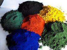 Colorant / Pigment Powder Dye 250  grams -  green - cement mixes dye