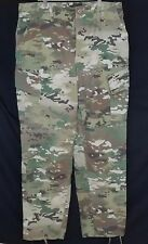 ARMY ACU OCP Combat Uniform Pants Flame Resistant + Insect Shield LARGE-LONG NWT
