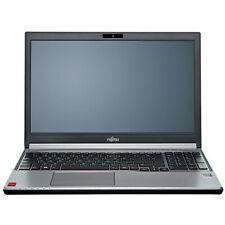 FSC Lifebook E756 Intel i7-6600U 2x2,6@2,8GHz 16GB 512GB SSD 4G LTE FHD WIN10 #A