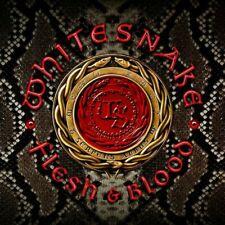 2 DISC  WHITESNAKE - Flesh and Blood ( AUDIO CD + DVD NTSC )
