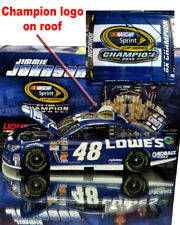 JIMMIE JOHNSON 2013 LOWES SPRINT CUP SERIES CHAMPIONSHIP (6-TIME CHAMPION) 1/24