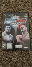 WWE Smackdown vs Raw 2006 for Sony Playstation 2 / PS2 | Complete CIB FREE SHIP
