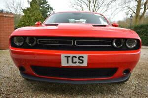 2019 Dodge Challenger SXT AWD 4x4 305 Coupe Automatic (LHD) USA Import