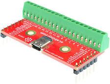 HDMI mini Type D Female socket Breakout Board, adapter,  eLabGuy HDMI-DF-BO-V1AS