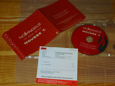 NO ANGELS - LET'S GO TO BED / 2 TRACK PROMO-MAXI-CD 2002 (MINT-) & INFO-FACTS