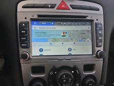 autoradio gps usb  Peugeot 308  ANDROID WIFI waze