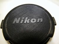 Nikon 52mm Front Lens Cap for 50mm f1.4 Nikkor-SC   manual focus