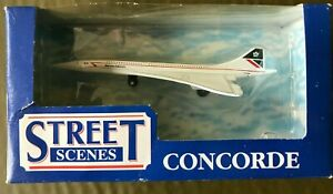 Concorde - diecast model