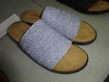 SUN BAY SUNBAY FOOTWEAR Regina Ladies Size 9M Sandal Open Toe Light Blue Slide