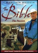 Charlton Heston Presents the Bible DVD New & Sealed- Fast Shipping- DVD/OD-057