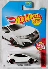 "2017 Hot Wheels '16 Honda Civic Type R, ""CASE Q"" Ships World Wide"