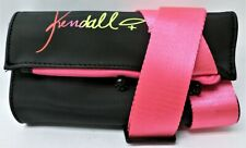 Kendall + Kylie Makeup Brush Holder Waist Belt Pink and Black