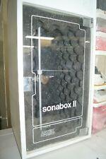 Artek Sonabox Ii Sound Abating Chamber With Ultrasonic Head Homogenizer