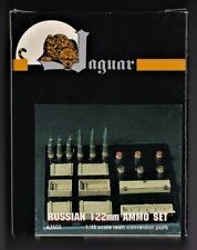 JAGUAR MODELS 63503 - RUSSIAN 122mm AMMO SET -1/35 RESIN KIT
