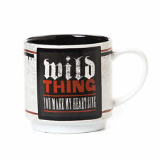 Wild Thing You Make My Heart Sing Coffee Tea Soup Mug 14 oz Lyrics