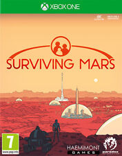 Surviving Mars XBOX ONE IT IMPORT DEEP SILVER
