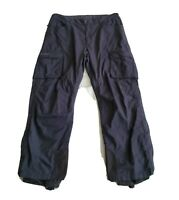 Marmot Mens Black Snow Ski Skiing Snowboarding Pants Size 2XL XXL 42x34