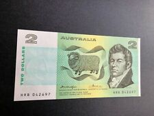 australia currency 2 dollars a2596