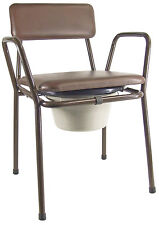 Aidapt Kent Stacking Commode Chair VR160