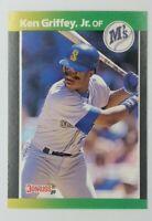 1989 89 Donruss Baseball's Best Box Set Ken Griffey Jr Rookie RC #192, HOF
