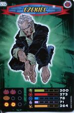 Spiderman Heroes And Villains Card #146 Ezekiel